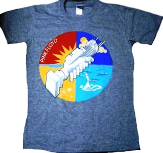 PINK FLOYD「WISH YOU WERE HERE 2」Tシャツ