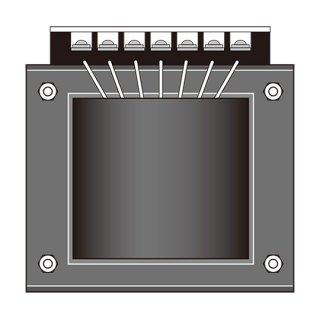 AUT-50B [単相単巻・枠型端子台タイプ]