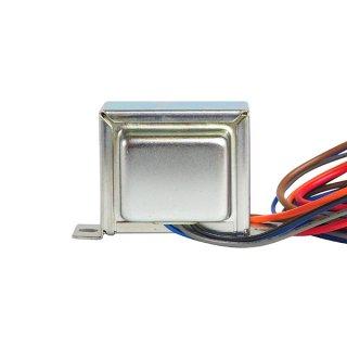 5kΩ(10kΩ):4-8Ω(8-16Ω)5W P-P用出力トランス  [OPT-5PR]カバー付リード線タイプ