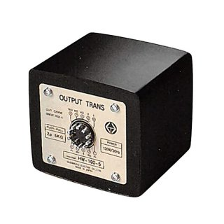 5KΩ:4-8-16Ω 30W シングル用出力トランス [橋本 H-30-5S]
