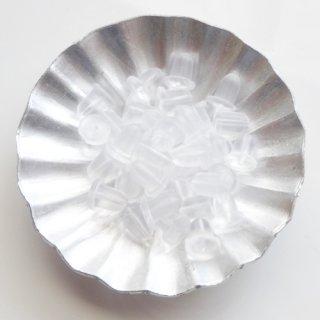 樹脂ピアスキャッチ(10ペア20個セット)