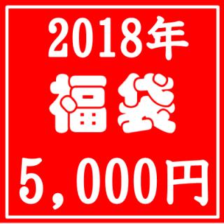 [9001]★ゆうパック送料無料★2018年5,000円福袋先行予約販売