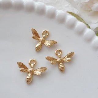蜂のチャーム(3個)