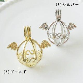 天使のたまご型ゲージチャーム(各1個)