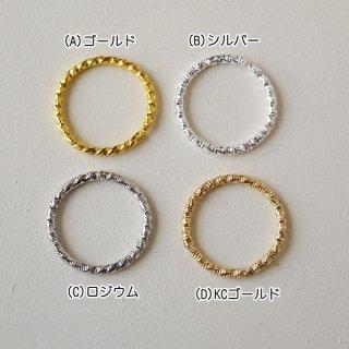網目のデザインカン・20mm(各10個)