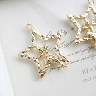 [0309]星に座る妖精チャーム(1個)