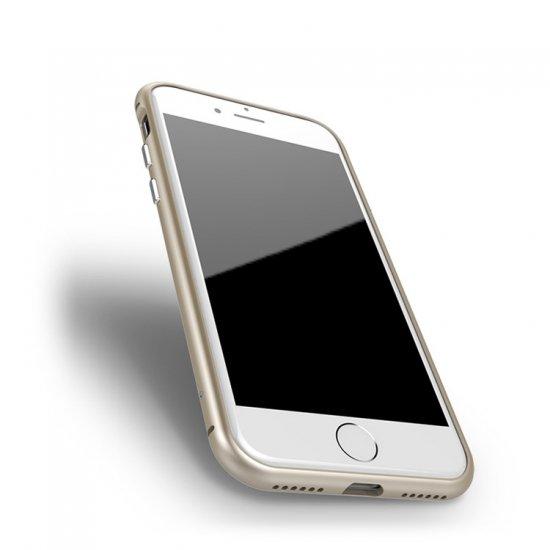 アイフォン7 アルミバンパー ブラックカラー かっこいい  高精度 iPhone7 メタルサイドバンパーIP7-BE-D14-T610…