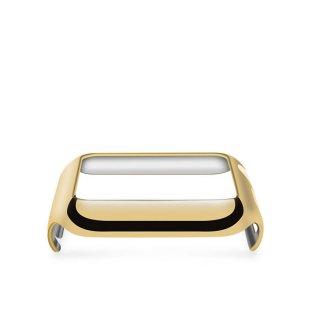 Apple Watch Series 2 ケース プラスチック カバーケース 42mm用 おしゃれなメッキ アップルウォッチ シリーズ2用カバーAW2-42MM-L36-T70217