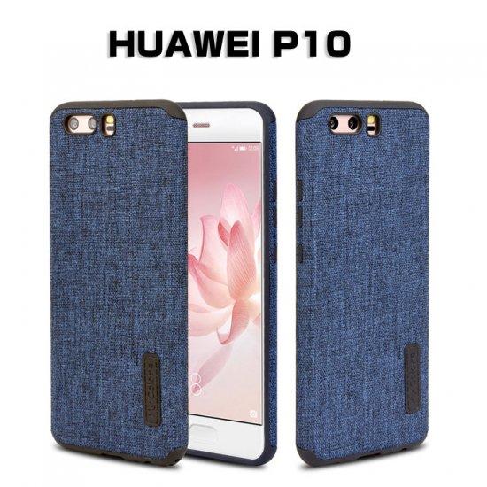 ファーウェイ/Huawei P10 シリコン ケース 背面カバー デニム 耐衝撃 ファーウェイ P10 おすすめ おしゃれ アンドロイド スマホケース【送料無料】p10-227-l704…