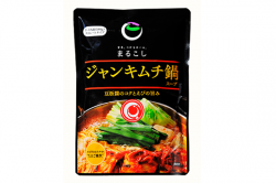 期間限定商品 / ジャンキムチ鍋スープ(2,3人前/ストレートタイプ)