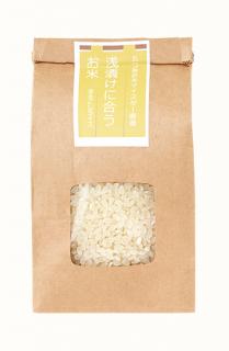 期間限定商品 / 浅漬けに合うお米(3合分)