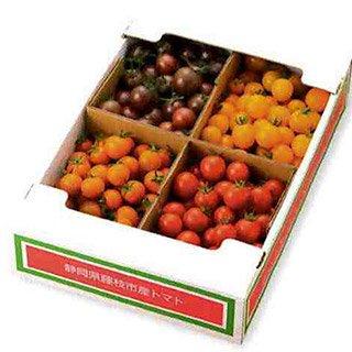 カラートマト 4kg(送料無料)