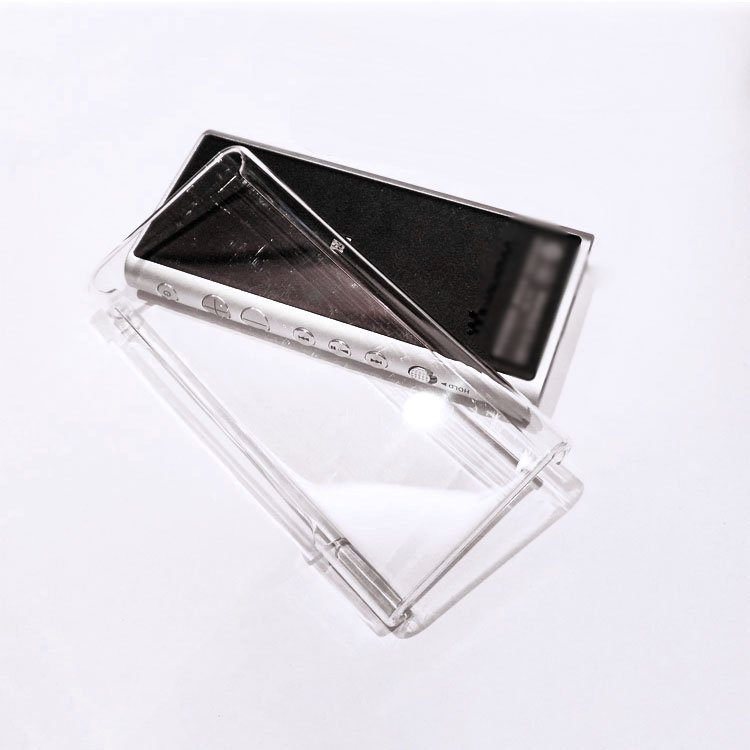SONY NW-ZX300 クリアケース 背面カバー...