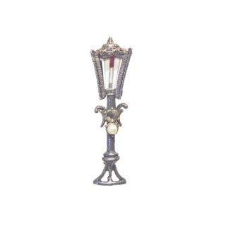 ホリークラフト・ノスタルジックな街燈のブローチ