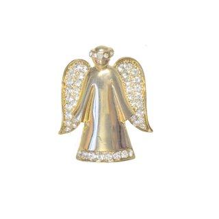 モネ・小さな天使のブローチ