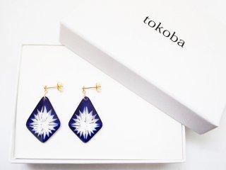 tokoba ピラミッド・ピアス ルリスパーク(K18)