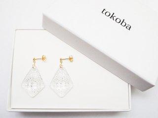 tokoba ピラミッド・ピアス 菊つなぎ(K18)