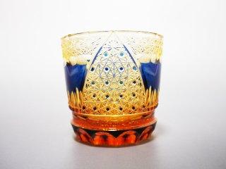 ルリアンバーオールドグラス「Fuji3」