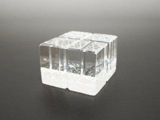 ペーパーウェイト「cube」