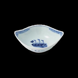 """オランダ船 """"舟型小鉢"""""""