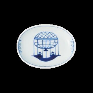 """気球船 """"小判小皿"""""""