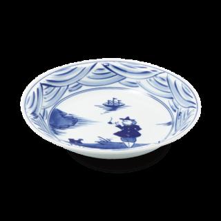 """長崎紋 """"玉渕7寸スープ皿"""""""
