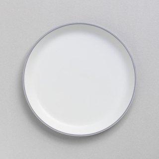 """ARITA JIKI """"plate LL kakiguro gray"""""""