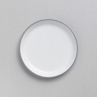 "ARITA JIKI ""plate L kakiguro gray"""