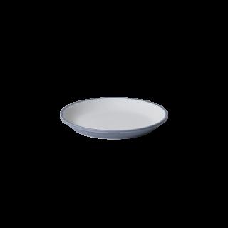 "ARITA JIKI ""plate S kakiguro gray"""