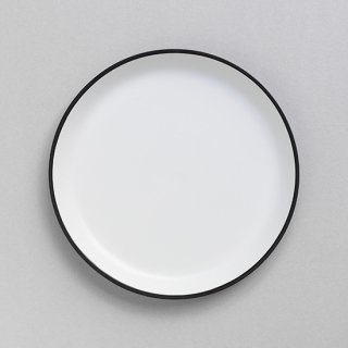 "ARITA JIKI ""plate LL kakiguro black"""