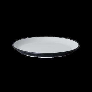 """ARITA JIKI """"plate L kakiguro black"""""""