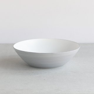 "ARITA JIKI ""bowl LL kakiguro gray"""