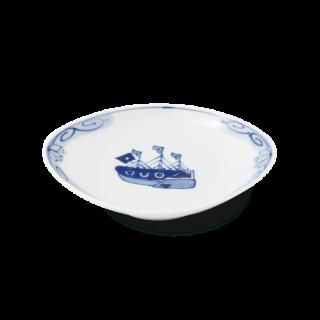 """オランダ船 """"舟型中皿"""""""