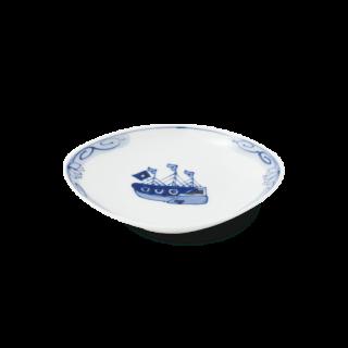 """オランダ船 """"舟型銘々皿"""""""