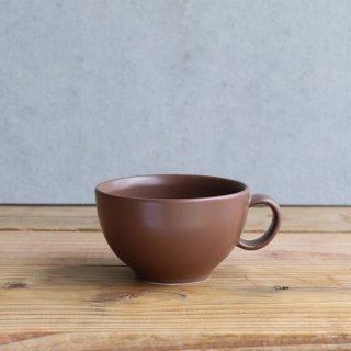 ショコラブラウン ラテ&スープカップ