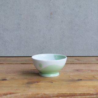 ヒワ釉丸紋 ボール(S)