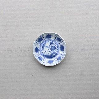 """花蝶芙蓉手 """"中皿""""Φ13.3×H2.5cm"""
