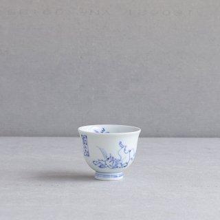 染付高山寺 小仙茶(大)