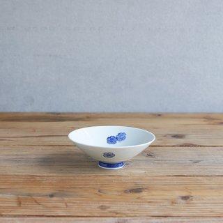 藍桜 平飯碗(中)