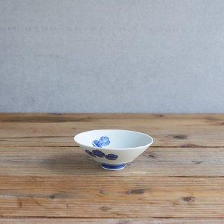"""藍桜 """"平飯碗(小)"""""""