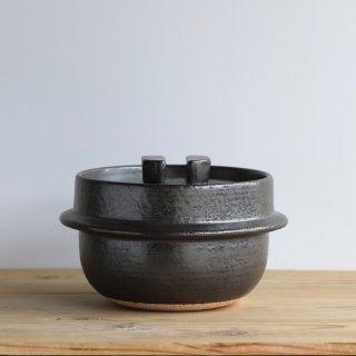 """ごはん鍋 """"安楽窯の羽釜(3号炊)"""""""