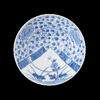 色紙紋 平丼・平碗