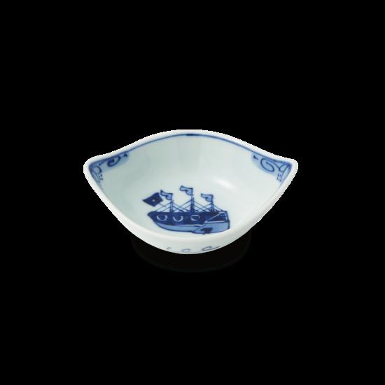 オランダ船 舟型小付