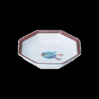 キュイールデザイン宝袋 八角小皿