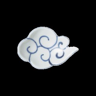 筋斗雲 雲豆小皿