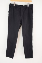 sacai<br>Slim Denim Pants<br>【BLACK】