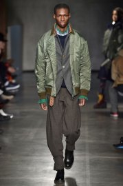 <img class='new_mark_img1' src='//img.shop-pro.jp/img/new/icons47.gif' style='border:none;display:inline;margin:0px;padding:0px;width:auto;' />sacai man<br>MELTON BLOUSON  layered<br>【2カラー】