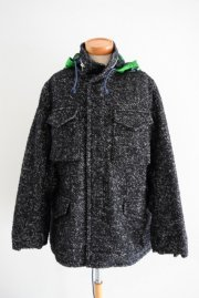 <img class='new_mark_img1' src='//img.shop-pro.jp/img/new/icons2.gif' style='border:none;display:inline;margin:0px;padding:0px;width:auto;' />sacai man<br>HERRINGBONE BLOUSON