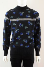 <img class='new_mark_img1' src='https://img.shop-pro.jp/img/new/icons47.gif' style='border:none;display:inline;margin:0px;padding:0px;width:auto;' />sacai man<br>FLOWER KNIT PULLOVER
