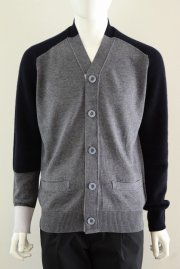 <img class='new_mark_img1' src='//img.shop-pro.jp/img/new/icons2.gif' style='border:none;display:inline;margin:0px;padding:0px;width:auto;' />sacai man<br>KNIT CARDIGAN